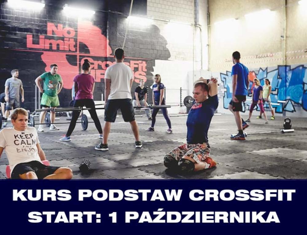 Intro CrossFit – 1 października