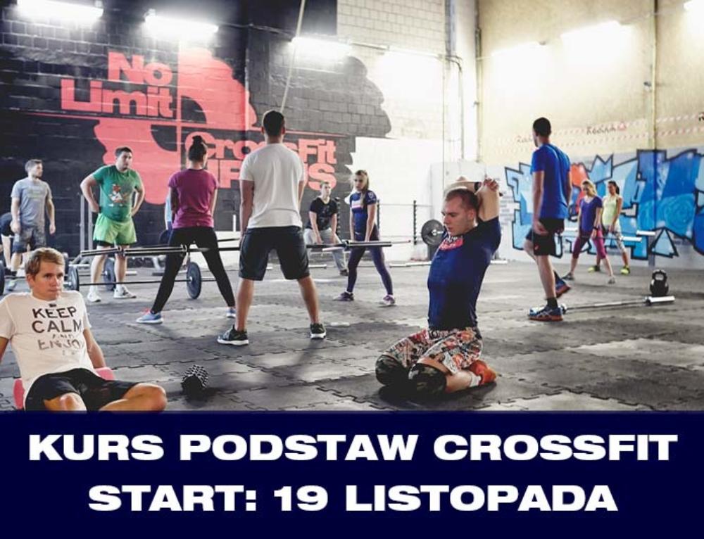 Intro CrossFit – 19 listopada