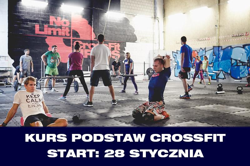 Intro CrossFit – 28 stycznia