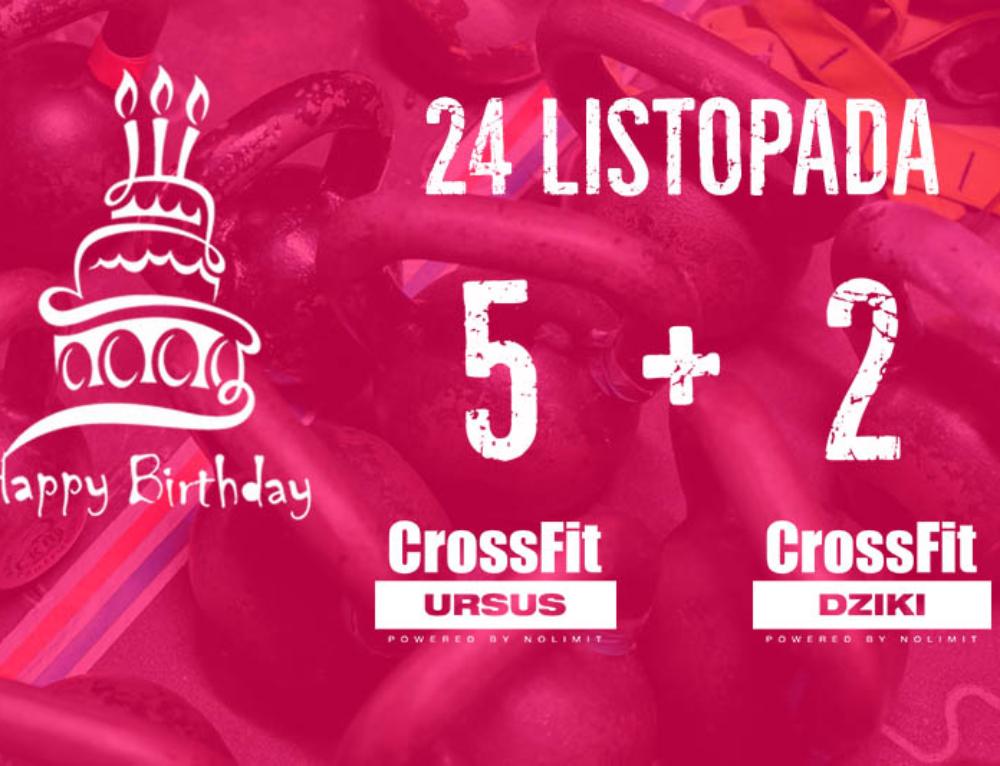 5 urodziny Ursusa + 2 urodziny Dzika