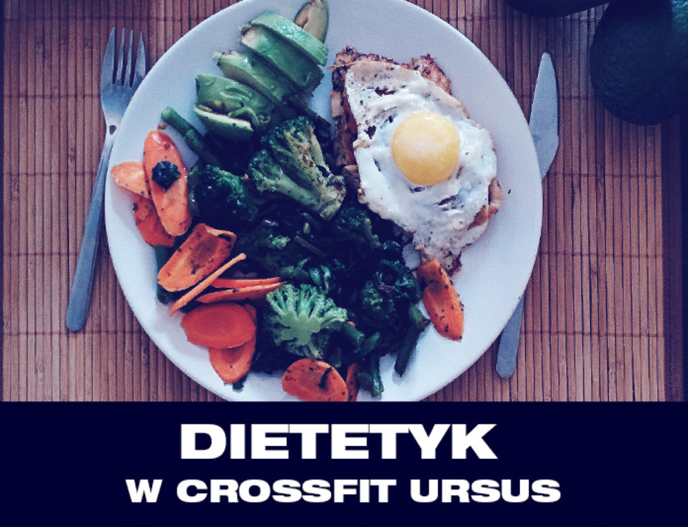 Dietetyk w CrossFit Ursus