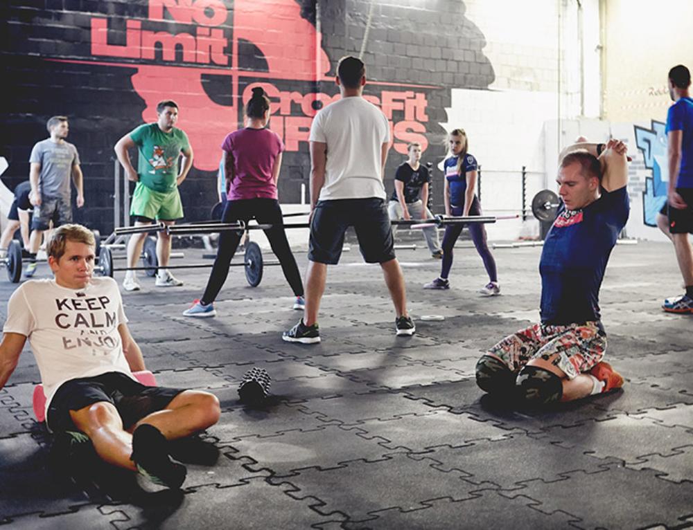 Zbuduj formę – Intro CrossFit