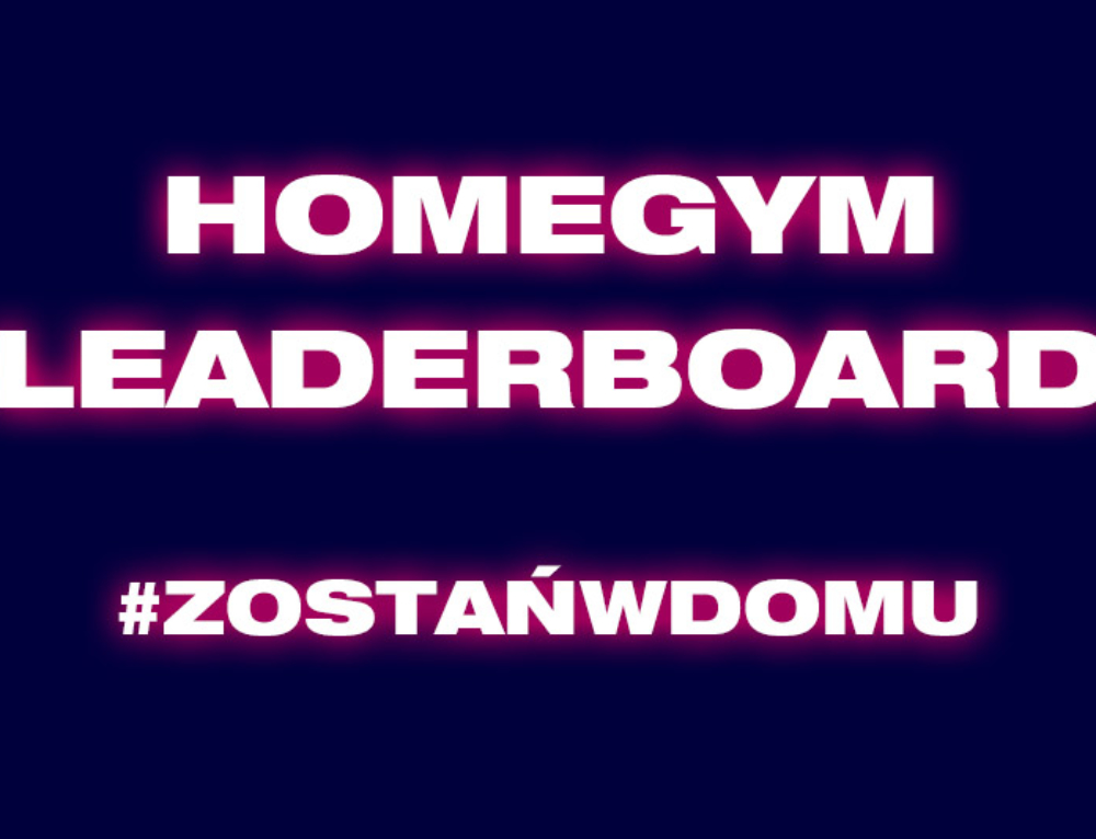 HomeGym Leaderboard